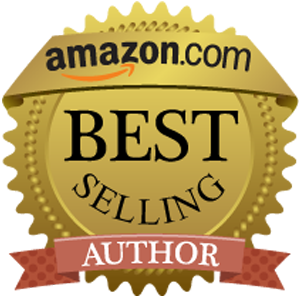 Amazon.com Best Selling Author Seal