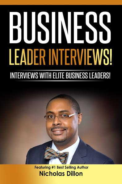 Business Leader Interviews Book Cover