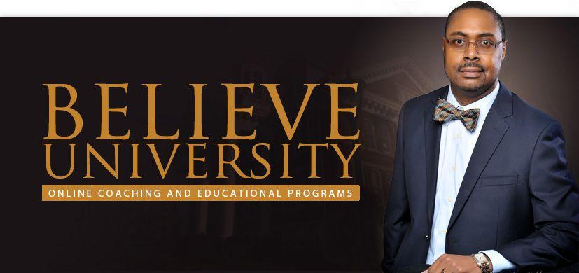 Believe University Online Coaching & Educational Programs Image